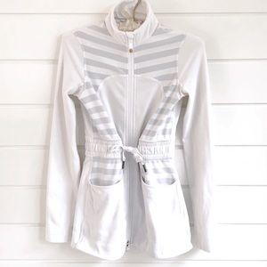 Lululemon Gotta Hustle or Define Striped Jacket 2